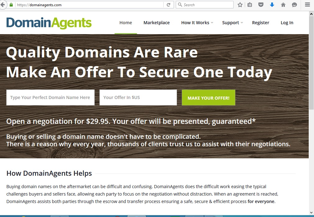 DomainAgents