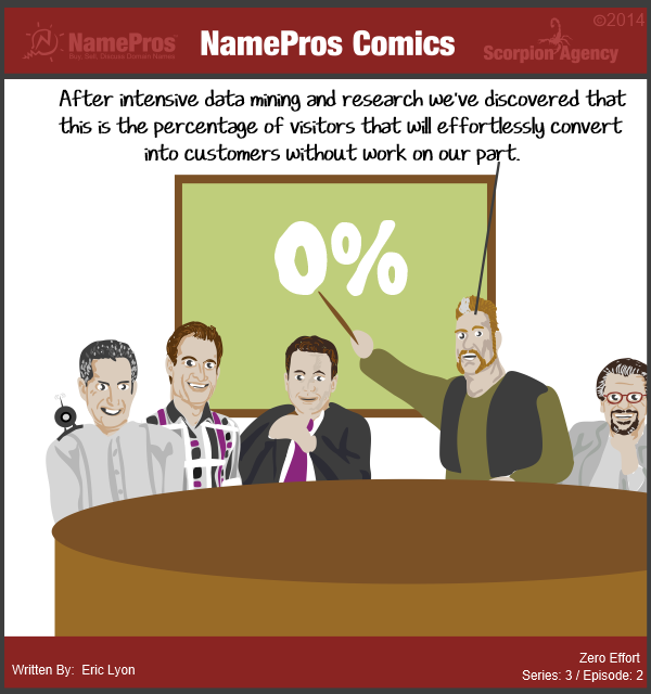 Namepros Comic - Eric Lyon