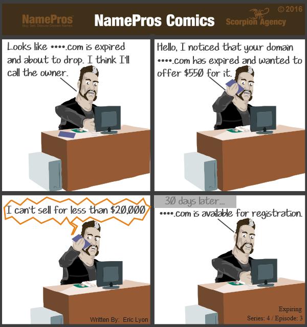 Expiring Domains