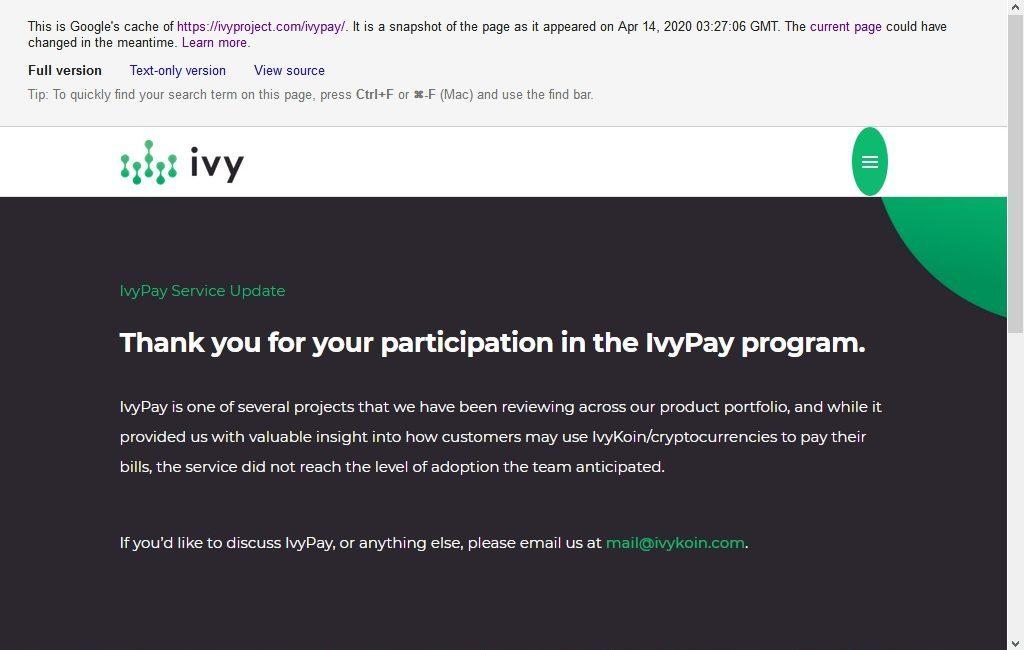 IvyPay.com